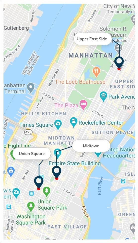 New York Dermatology Locations